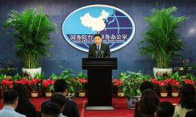 China urges relevant parties to act with caution over Taiwan issue