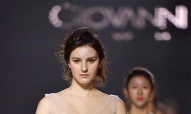 Highlights of China (Xi'an) Silk Road Int'l Fashion Week
