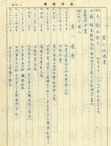 日本侵华战犯笔录