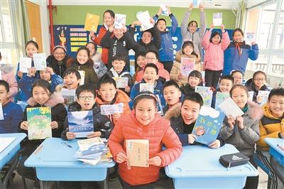 南京小学生寒假时间将日记汇编成一本书