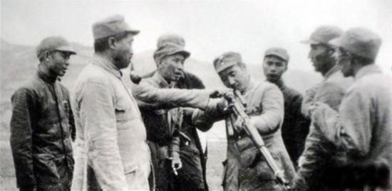 抗战时期的林彪