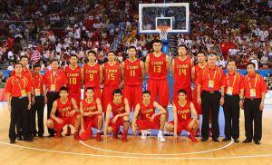 中国国家男子篮球队