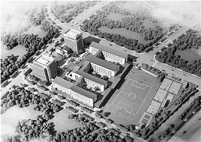 杭州钱学森学校开建 将于后年建成