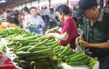 智慧微菜场让马大嫂台风天也能买到优质平价蔬菜