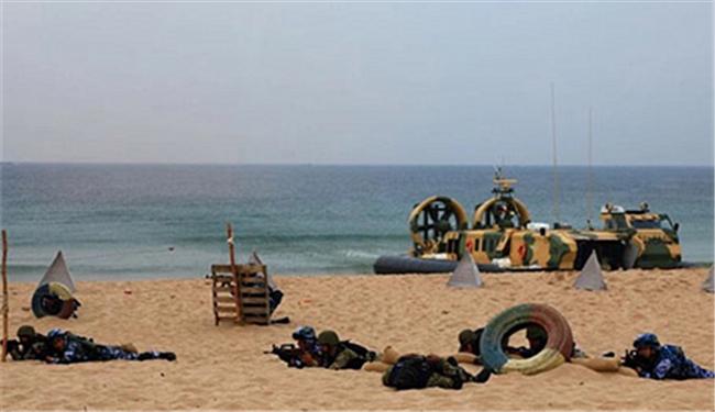 中巴海军展开系列港岸交流活动
