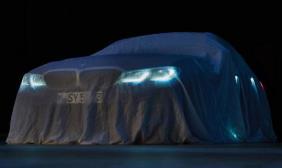细节展露 新一代宝马3系预告图发布