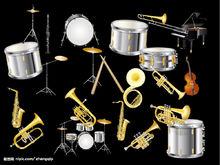 爵士乐常用乐器
