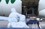 常州机场首条国际客运航线恢复 联防联控严守国门关口