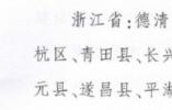浙江20地获评全国数字农业农村先进 数量全国第一