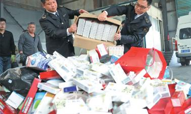 China launches crackdown on fake food, drugs