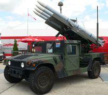 车载版防空AIM-120