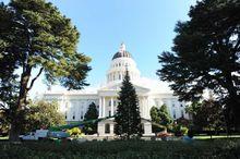加利福尼亚议会大厦