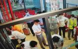 宁波机场一男子突然倒地 流血不止!警方提醒……