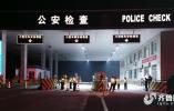 """特写丨民警陈双鲁高速省界检查站执勤:""""危险随处都有,我们不能退缩"""""""