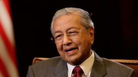 Malaysian PM Mahathir eyes deeper ties with China