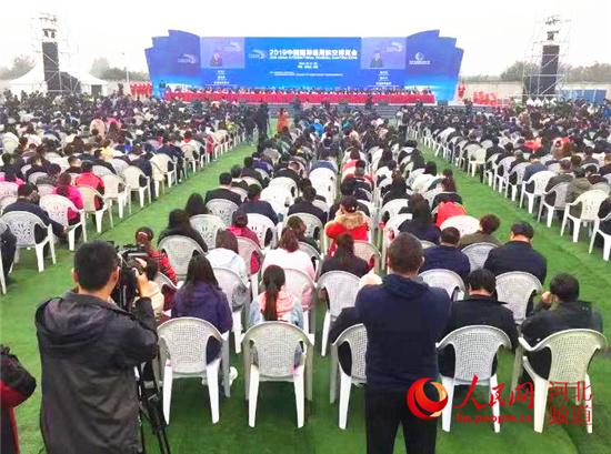 展示国际化专业化品牌化亮点 2019中国国际通用航空博览会开幕