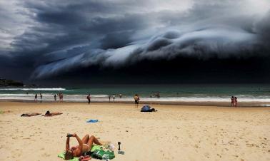 Scientists warn of tsunami risk in Sydney