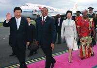 习近平主席对坦桑尼亚进行国事访问