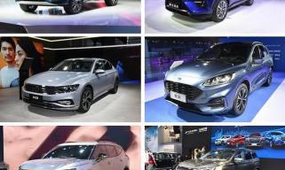 丰田威兰达北京奔驰GLB 广州车展和2020年上市新车盘点