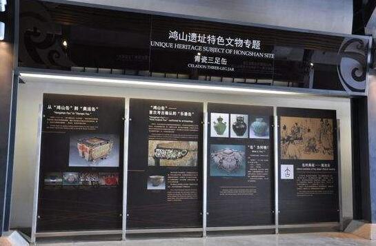 遗址博物馆