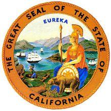 加利福尼亚州徽