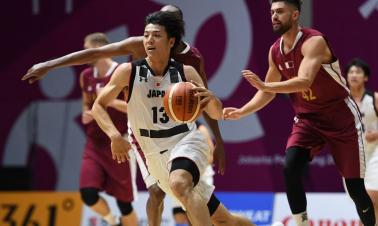 Four Japanese basketball players sent home from Asian Games after sex scandal