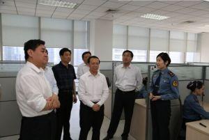 2018-11-17,王书坚副省长率队调研济南市道路交通建设工作