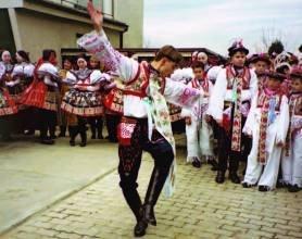 斯洛伐克新兵舞