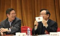 全国政协十三届二次会议科技界别举行小组会议