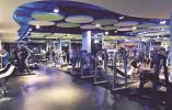 杭城健身房消费层层分级 吸引不同年龄段健身爱好者